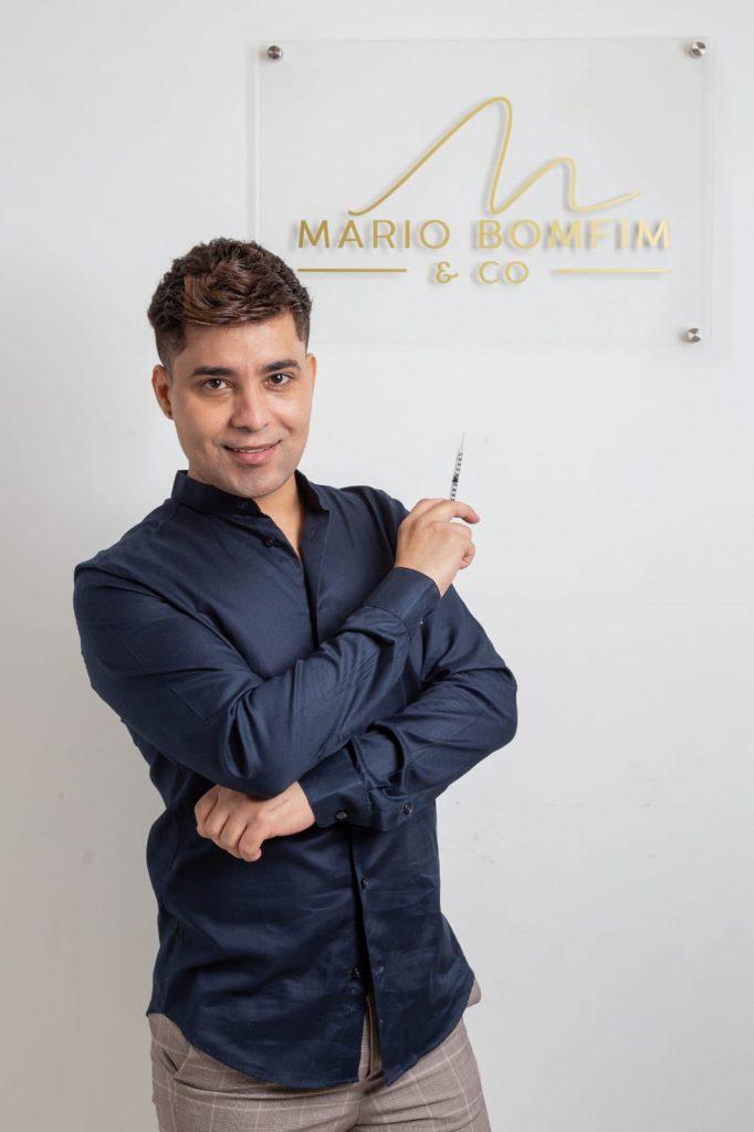 Cabeleleiro Mario Bomfim