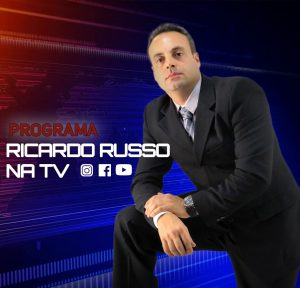 RICARDO RUSSO NA TV , O PROGRAMA QUERIDINHO DO BRASIL