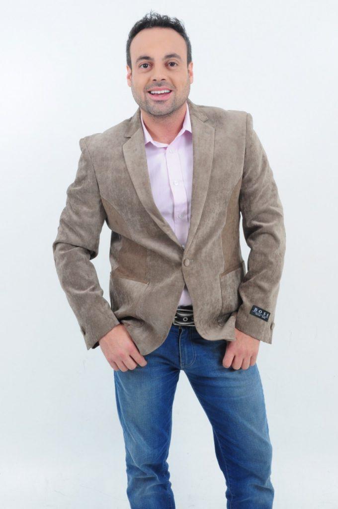 Ricardo Russo o apresentador